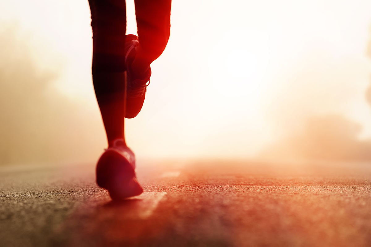 Training for an Ultramarathon With a Full-Time Job