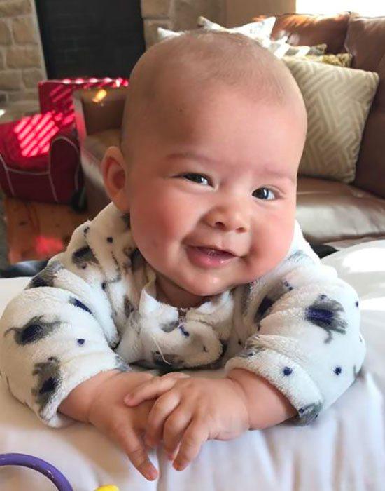 Xander Alldredge | Cutest Baby Finalist