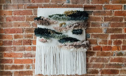 Wonderful Woven Wall-Hangings, Made Right Here