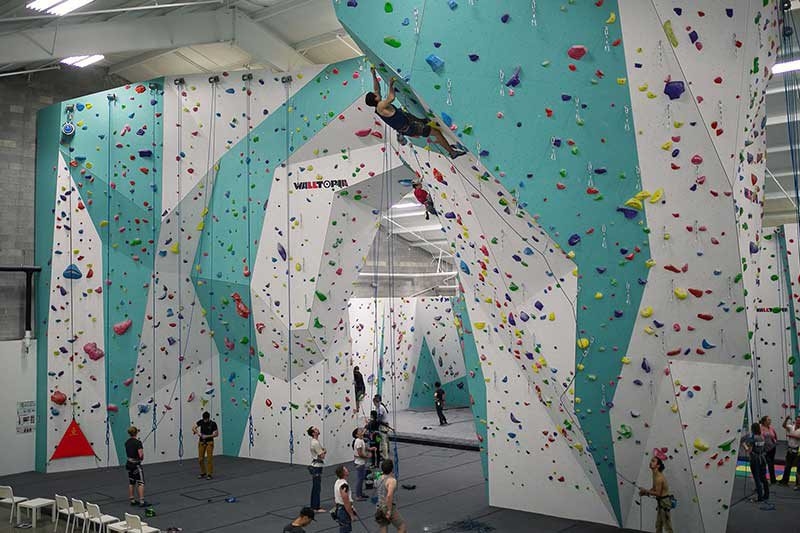 Zenith Climbing Center in Springfield, MO