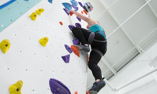 Zenith Climbing Center