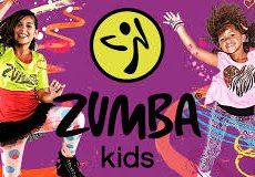 Zumba Kids Jr Class