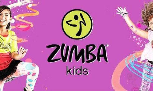 Zumba Kids Jr @ Itty Bitty City