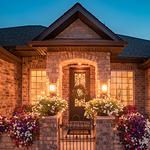 Slider Thumbnail: Front Door Courtyard