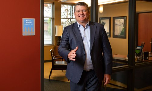 New president and CEO of Springfield First Community Bank