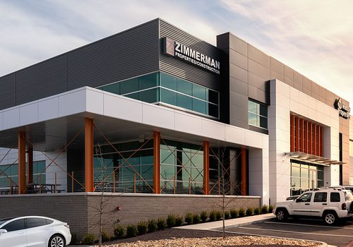 Wilhoit Properties, Zimmerman Properties and Zimmerman Properties Construction needed one location with the ability to house all three companies and streamline processes.