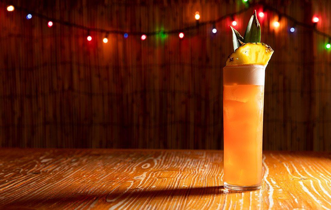 Jungle Bird from Golden Girl Rum Club