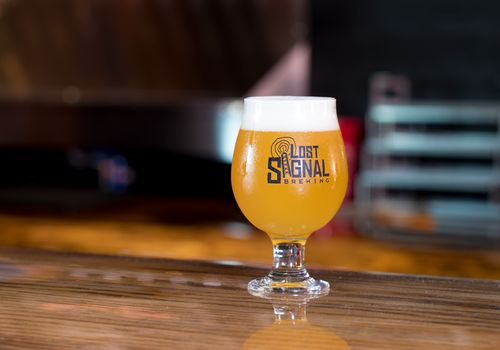 Lost Signal and 4 By 4 Brewing Collaboration Release