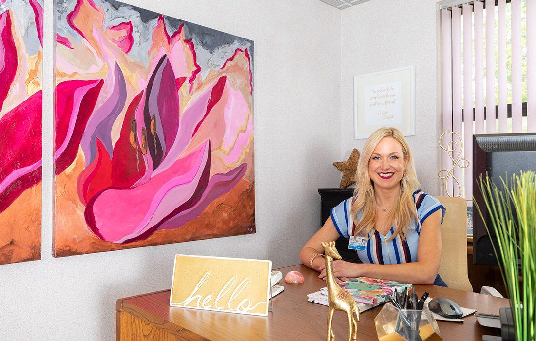Shallina Goodnight's Office