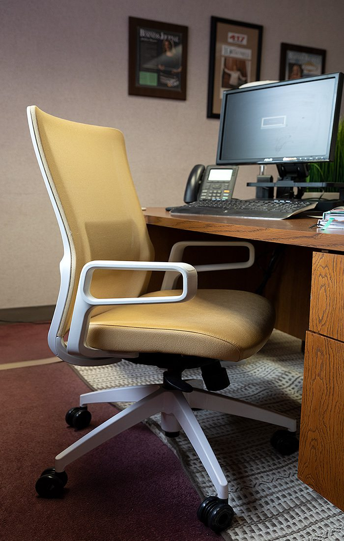 Shallina Goodnight's Herman Miller Office Chair