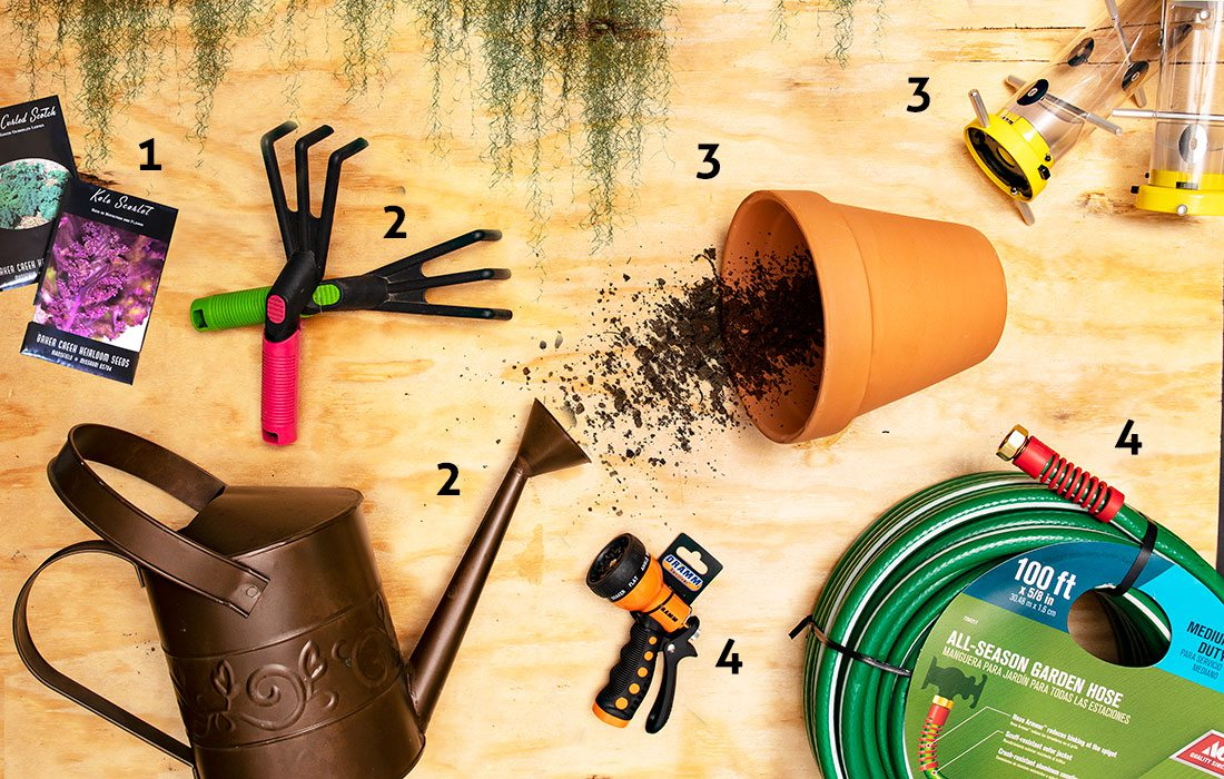 Garden Necessities