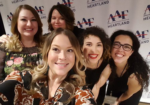417 Magazine staffers attend the 2019 ADDYs