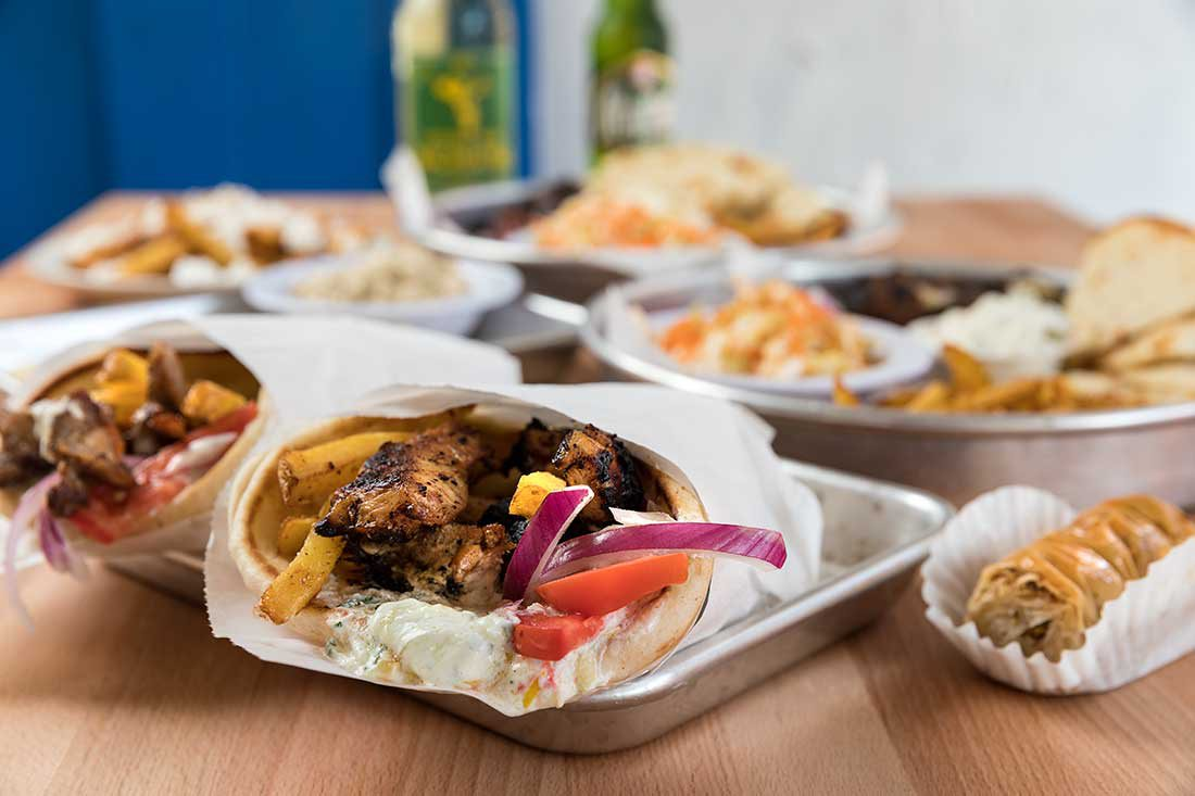 Authentic Greek Food At Greek Belly Springfield Mo