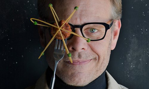 Alton Brown on Springfield-Style Cashew Chicken