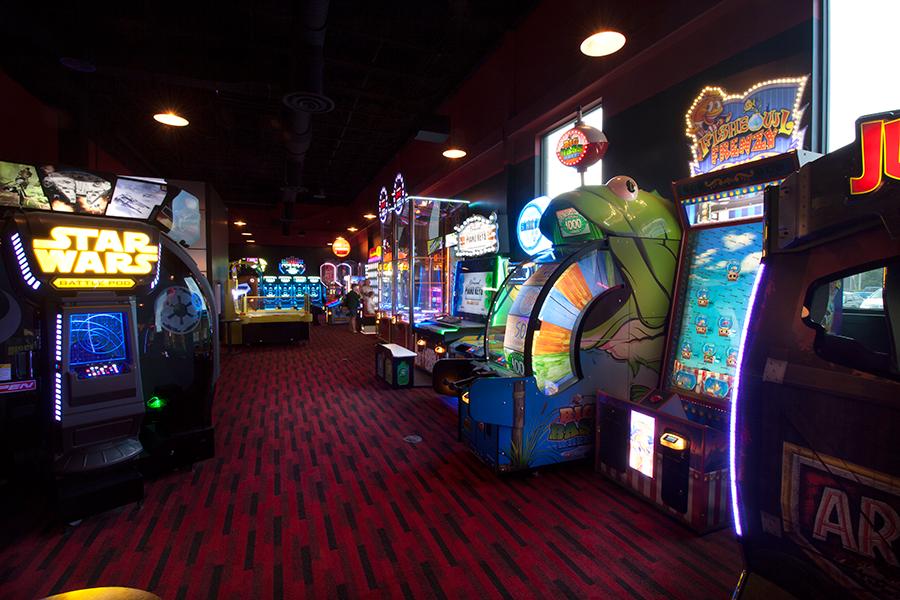 Arcade at Andy B's