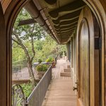 Slider Thumbnail: Rivercliff Estate Balcony