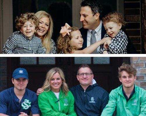 Bade & Davis Families | 417 Magazine's Life Interrupted Virtual Series