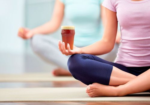 Beer and Yoga in Springfield, MO