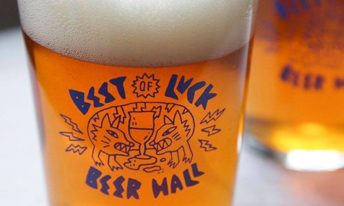 Best of Luck Beer Hall
