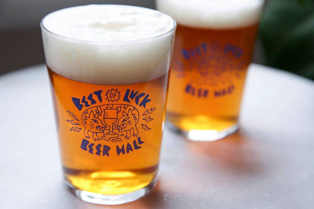 Best of Luck Beer Hall Trivia