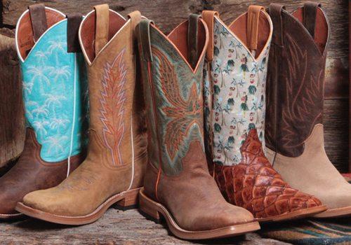 PFI's Cowboy Boots