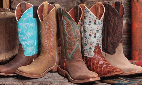 PFI Western's Cowboy Boots