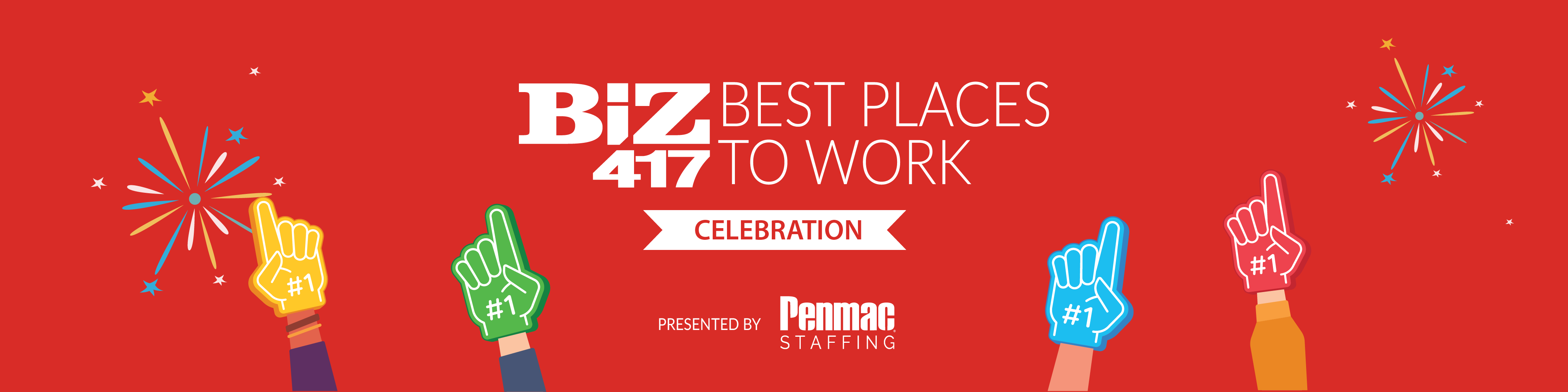 Biz 417's Best Places to Work Celebration