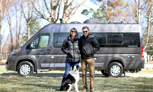 What Six Months of #VanLife Taught This Local Couple about America