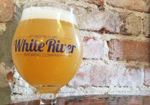White Brewery Tour
