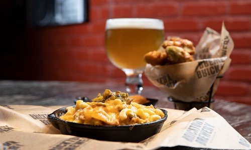 meals at bricktown brewery in springfield, MO