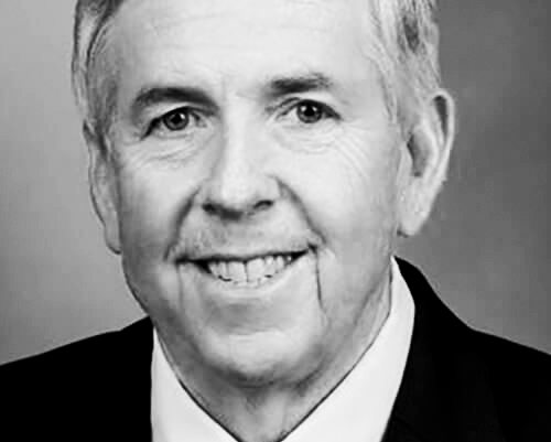 GOVERNOR MIKE PARSON, Missouri Governor