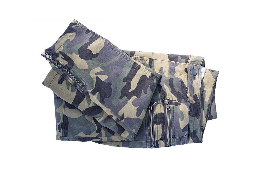 camo pants from Torn Boutique Truck