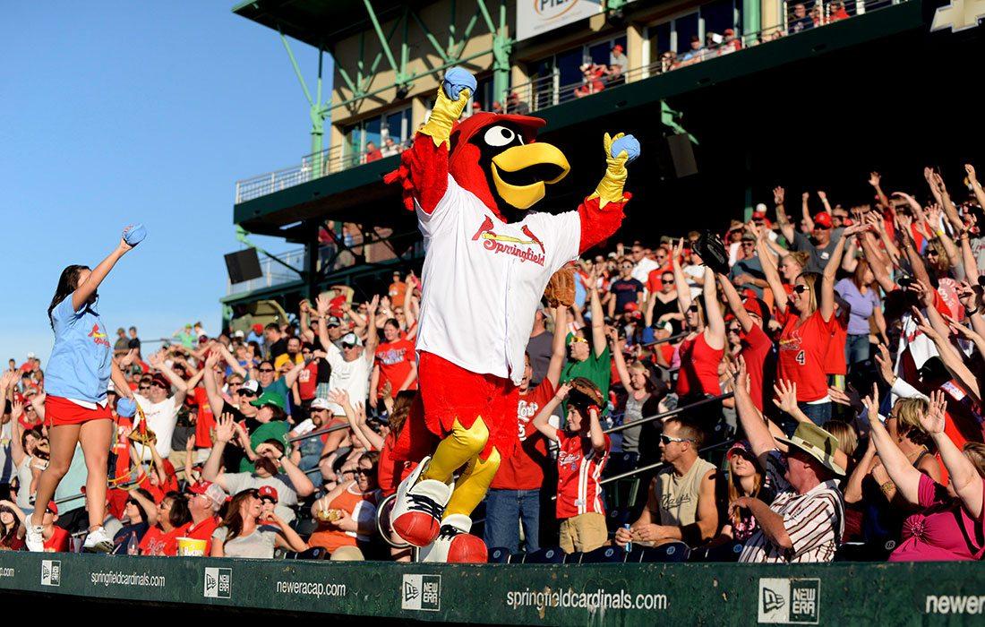 Springfield Cardinals Baseball Game