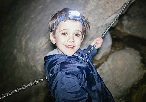 Complex Caves Parent & Child Program