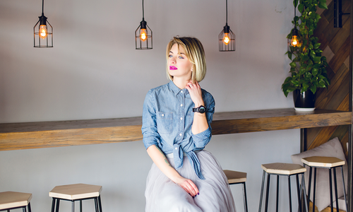 Chambray Clothing Style