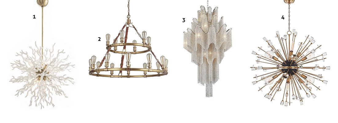 chandeliers from local stores in Springfield mo