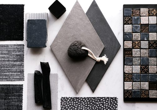 charcoal decor for the home