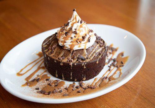 Torta de Askinosie dessert in Springfield, MO