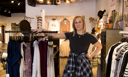 'Gram-worthy Fashions at Clothe Boutique