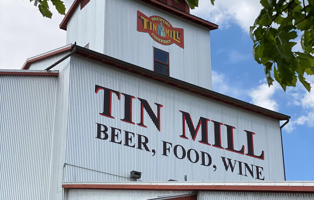 Tin Mill Brewing Co. in Hermann, MO