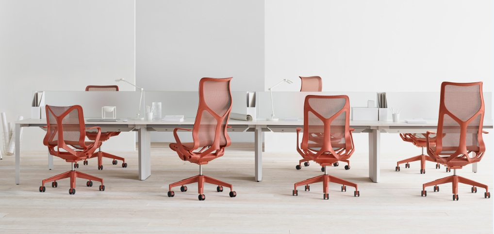 Cosm Herman Miller Office Chair available through Grooms Office Environments in Springfield, MO