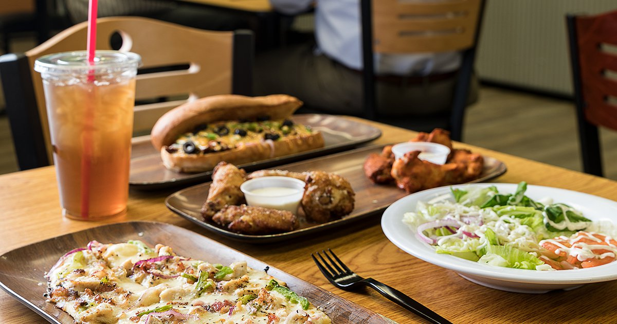 Turbo Fire Pizza is a Speedy Lunchtime Option