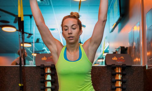 HIIT Meets Technology at Orangetheory Fitness