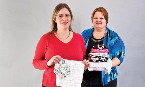 Cover Your Bum Cloth Diaper Bank