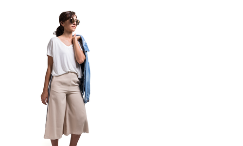 3 Ways to Rock Culottes