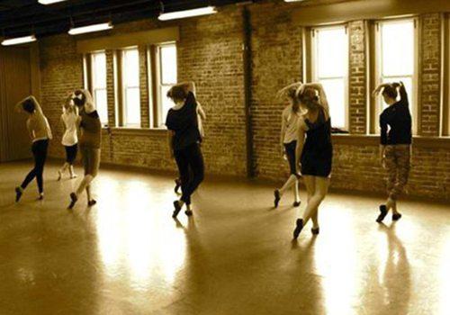Dance Class courtesy Springfield Little Theatre