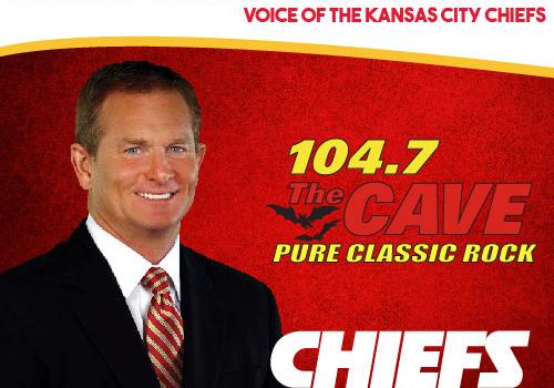 Meet the Voice of the Kansas City Chiefs