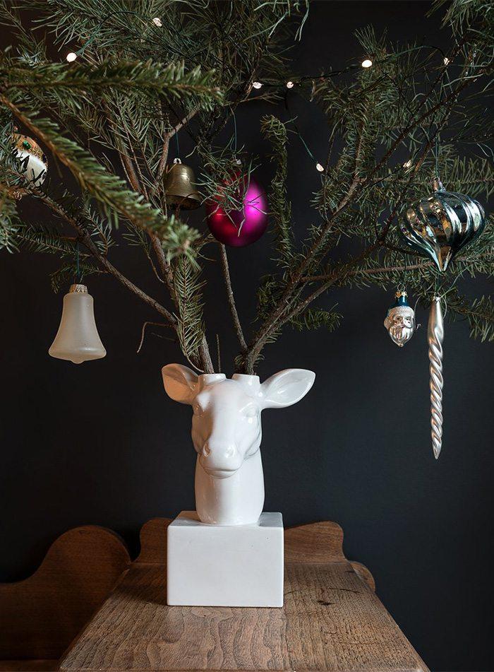 deer decor for christmas