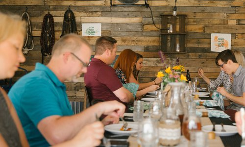 Farm-to-Table Dinners at The Thicket