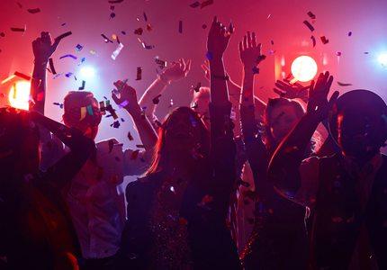 Walk like a Musician: an 80s Dance Party